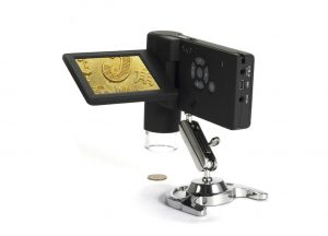 Dk elektronik sunline sl19 1000x dijital mikroskop mikroskop
