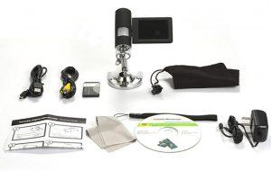 Dk elektronik sunline sl dijital mikroskop mikroskop